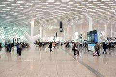 Aéroport international de Shenzhen Bao'an Images stock