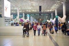 Aéroport international de Shenzhen Bao'an Photos libres de droits