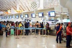 Aéroport international de Shenzhen Bao'an Photographie stock