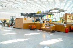 Aéroport international de Shenzhen Bao'an Photo libre de droits