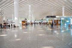 Aéroport international de Shenzhen Bao'an Images libres de droits