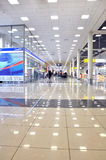 Aéroport international de Sheremetyevo, Moscou, Russie Photographie stock
