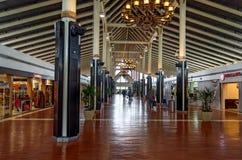 Aéroport international de Soekarno-Hatta Image libre de droits
