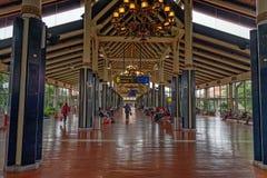 Aéroport international de Soekarno-Hatta Photographie stock libre de droits