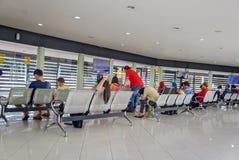 Aéroport international de Soekarno-Hatta Photo stock
