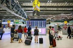 Aéroport international de Suvarnabhumi Images stock