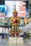 Aéroport international de Suvarnabhumi Image stock