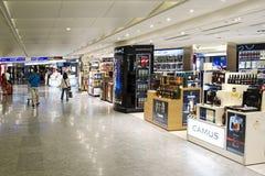 Aéroport international de Taïpeh Photographie stock libre de droits