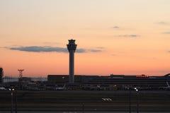 Aéroport international de Tokyo Image libre de droits