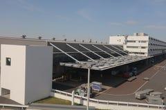 Aéroport international de Tokyo Haneda Image stock