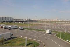 Aéroport international de Tokyo Haneda Image libre de droits