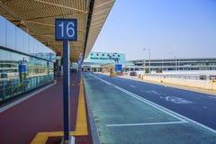 Aéroport international de Tokyo, Japon, Narita Image libre de droits