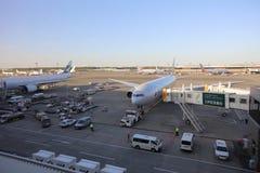 Aéroport international de Tokyo Narita Photo libre de droits