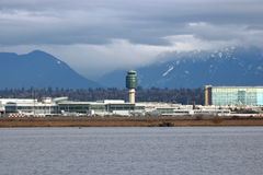 Aéroport international de Vancouver Photo stock
