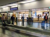 Aéroport international de Vienne Photo stock
