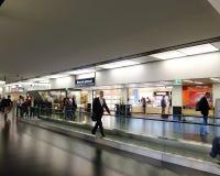 Aéroport international de Vienne Photo libre de droits