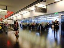Aéroport international de Vienne Photographie stock