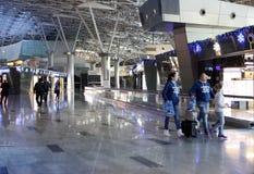 Aéroport international de Vnukovo Image stock