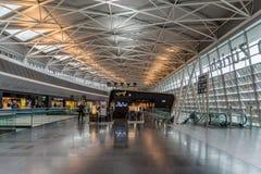 Aéroport international de Zurich Photographie stock libre de droits