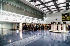 Aéroport international du Nicaragua Photos stock