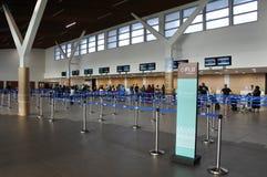 Aéroport international Fidji de Nadi Photographie stock libre de droits