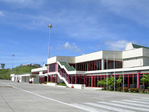 Aéroport international Grenada d'évêque de Maurice Photos libres de droits