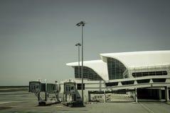 Aéroport KLIA2 en Kuala Lumpur, Malaisie Image libre de droits
