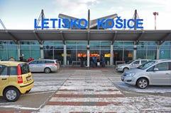 Aéroport Kosice Photos libres de droits
