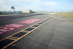 Aéroport Lisbonne - Portugal Photographie stock libre de droits