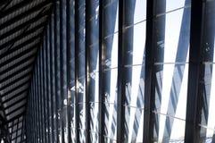 Aéroport Lyon Image libre de droits