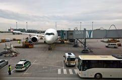 Aéroport - Munchen Image libre de droits