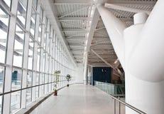 Aéroport neuf de Bucarest - 2011 Photographie stock libre de droits