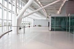 Aéroport neuf de Bucarest - 2011 Image libre de droits