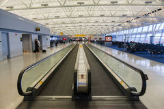 Aéroport New York City de JFK Images libres de droits
