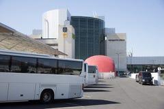 Aéroport Portugal de Lisbonne Photos libres de droits