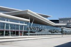 Aéroport S Afrique de Cape Town de gare routière Photos stock