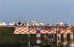 Aéroport Sao Paulo de Congonhas Photographie stock libre de droits