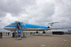 Aéroport Schiphol d'Amsterdam Images libres de droits