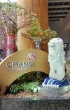 Aéroport Singapour de Changi Image stock