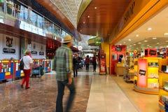 Aéroport - sud de Ténérife Images stock