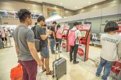 Aéroport Thaïlande de Don Mueang Images stock