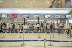 Aéroport Thaïlande de Don Mueang Photo libre de droits