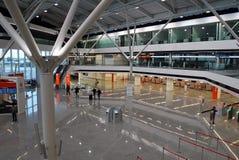Aéroport Varsovie Chopin Images libres de droits