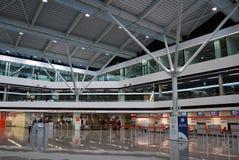 Aéroport Varsovie Chopin Photos stock