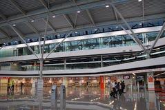 Aéroport Varsovie Chopin Photo libre de droits