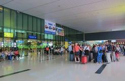 Aéroport Vietnam de Saigon de ville de minh de Ho Chi Photographie stock