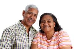 aîné de couples Photographie stock
