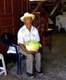 Aîné de Vilcabamba Images stock