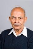 aîné indien asiatique d'homme Images libres de droits