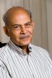 aîné indien d'homme Images libres de droits